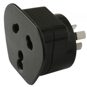 Korjo AA08 Travel Adapter for AU from South Africa & India